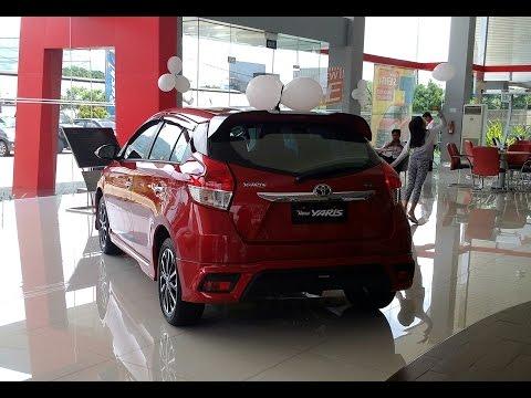 Toyota Yaris Trd 2017 Indonesia Console Box Grand New Avanza 2016 Wn Sportivo Review