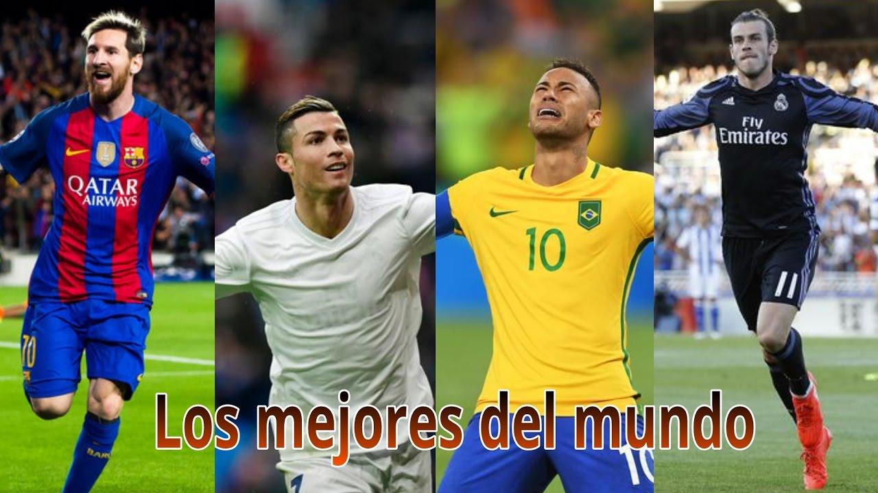 Los 10 mejores jugadores del mundo 2016 2017 youtube for Mejores carnavales del mundo
