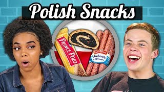 CORRECTION: Makoweic should be spelled Makowiec Teens try Polish snacks! Click to get Amazon Fresh 30 days FREE with FBE's code!