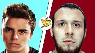 Johnyboy VS СД (История БИФОВ)(Versus Battle, Oxxxymiron, IndaBattle)