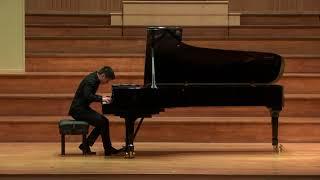 Liszt - Transcendental Etude no  11, 'Harmonies du Soir'