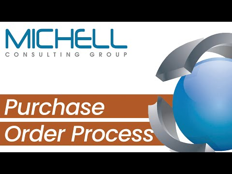 The Purchase Order Process in SAP Business One