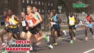 Orlen Warsaw Marathon 2013 (long)