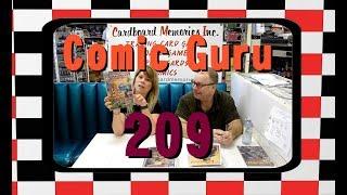 CBM Comic Guru's Comic Previews - Episode 209