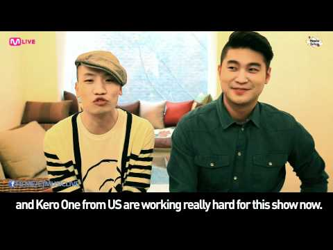 AMOEBA CULTURE with KERO ONE by M-Live- Dynamic Duo ID