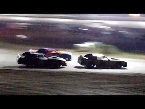 Oakshade Raceway - Bomber B Main 07-06-19