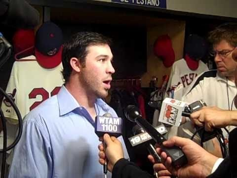 Jason Kipnis Funny Press Conference
