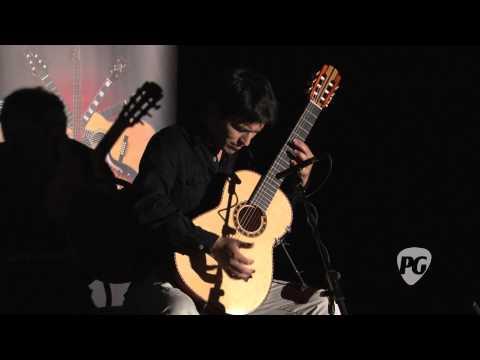 Montreal Guitar Show '10 - 52 Instrument Guitars played by Oscar Salazar Varela