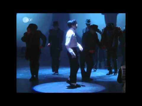 Michael Jackson - Dangerous & Earth Song (Wetten Dass 1995)