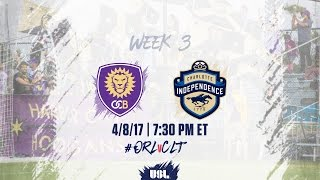 Orlando City II vs Charlotte Independence full match