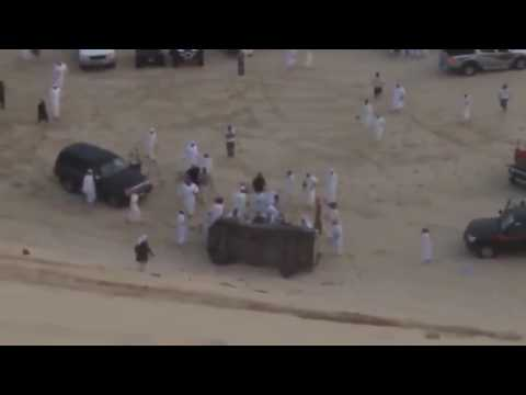 Car accident in Saudi Arabia 2015 Accident Car, sport cars video, sport cars