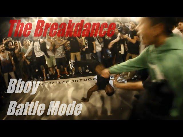 The Breakdance ** B-boy Battle Mode **