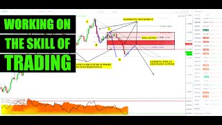 Forex Education: Working on THE SKILL of TRADING