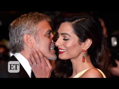 George Clooney and Amal Clooney Are Reportedly Expecting Twins