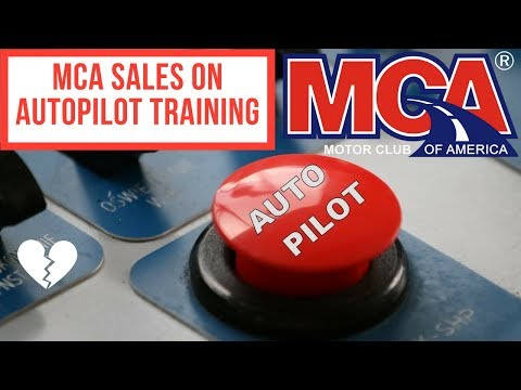 MCA Sales On Autopilot Training With Alex Haney