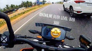 KTM Duke 790 Highway Run | Brodha V - Vainko | The Roaring Pistons