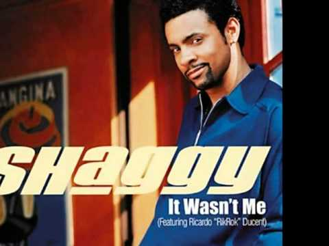 Shaggy - It Wasn't Me (Instrumental)