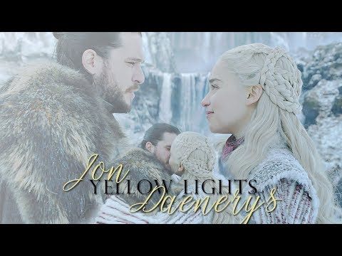 Jon & Daenerys | 'So keep your queen warm.' [8x01]