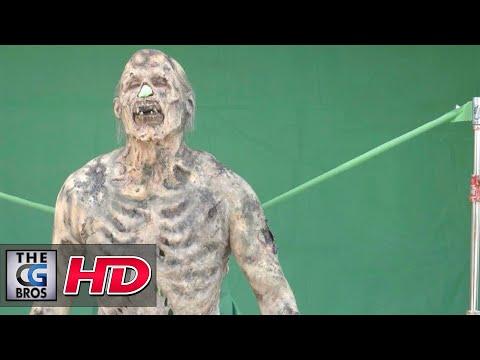 "CGI & VFX Breakdowns: ""The Walking Dead Season 6 and 7"" - by Goodbye Kansas"