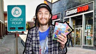 How Gamestop's Delivery@door Works!