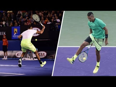 Nick Kyrgios - 10 Minutes of Pure Madness (HD)