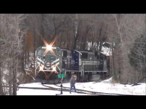 PAL/CSX Snow Action 2/25/15