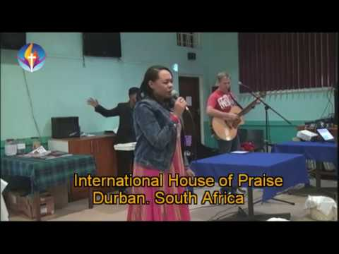 IHOP Durban LIVE Stream Sunday Morning Service  14 May 2017