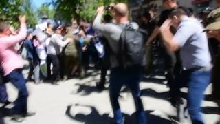 Марш равенства в Херсоне