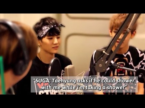what you missed if you didnt watch bts radio shows