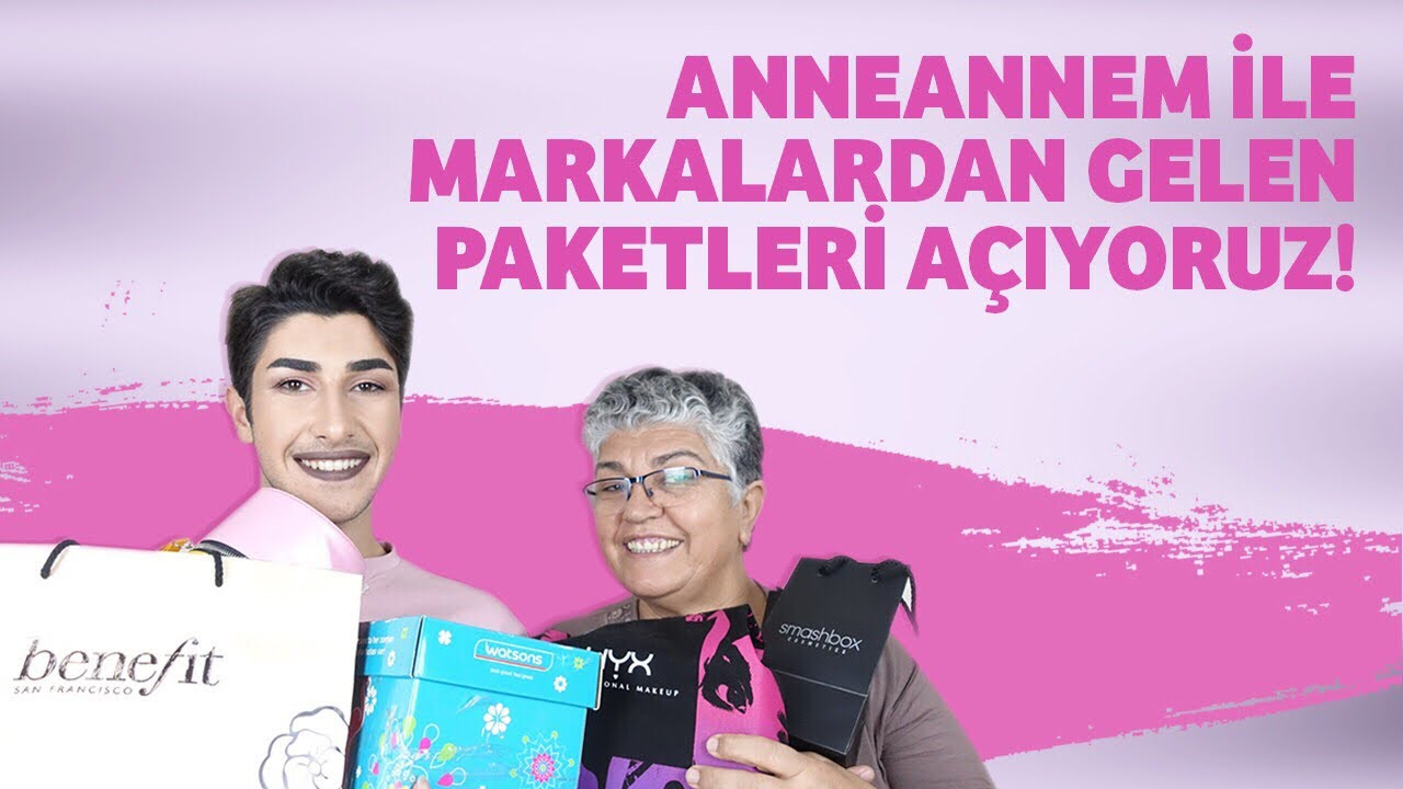 ANNEANNEMLE MARKALARDAN GELEN PAKETLERİ AÇIYORUZ! | ARDA BEKTAŞ