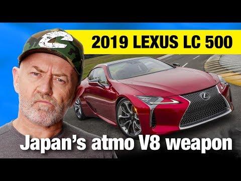 2019 Lexus LC 500 Review And Road Test | Auto Expert John Cadogan