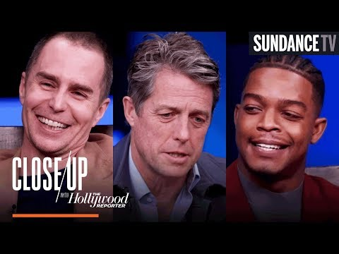Hugh Grant Takes His Dad to Paddington | Close Up With The Hollywood Reporter