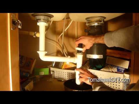 How to Fix Clogged Kitchen Sink That Won't Drain