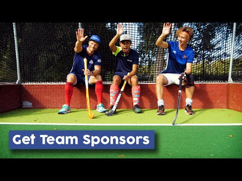 How To Get Team Sponsors | Hockey Heroes TV