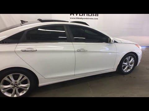 2012 Hyundai Sonata Reno, Carson City, Northern Nevada, Sacramento, Roseville, NV CH397994