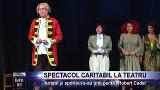 SPECTACOL CARITABIL LA TEATRU
