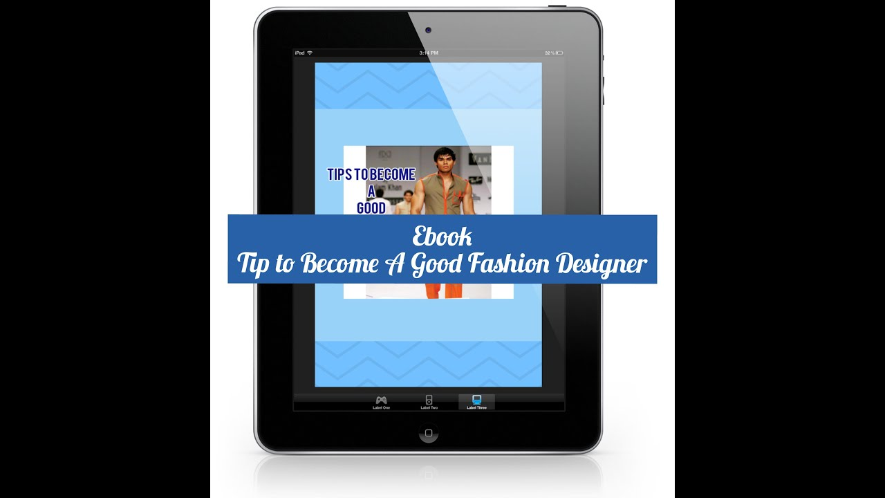 Ebook Alert 2 In 1 Tips To Become A Good Fashion Designer By Wajucouture Youtube