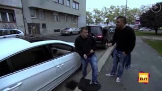 Édes Élet - Zsolti beejti Győzike kocsikulcsát a csatornába