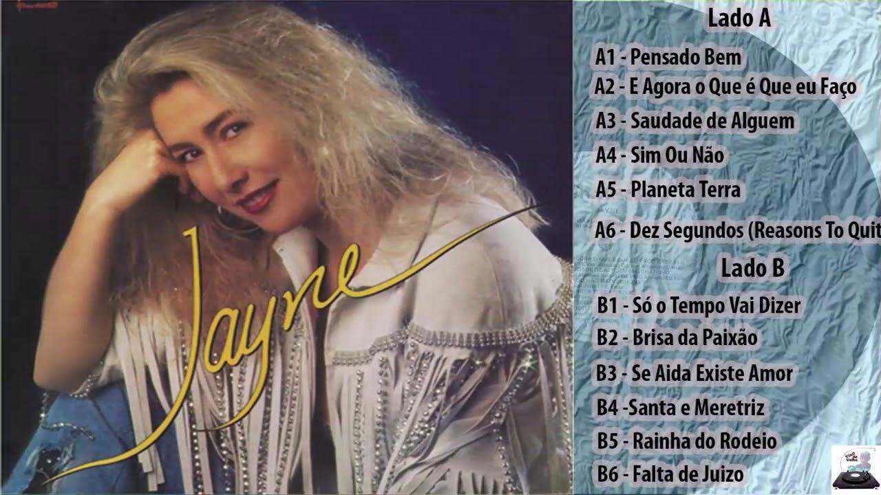 Jayne (1991) Pensando Bem - LP completo