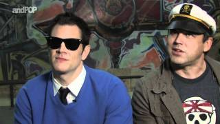 Jackass 3D Interview with Johnny Knoxville and Jeff Tremaine