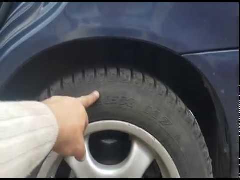 ЗАМЕНА ЗАДНИХ СТОЕК (амортизаторов) И ПРУЖИН НА Volvo V40