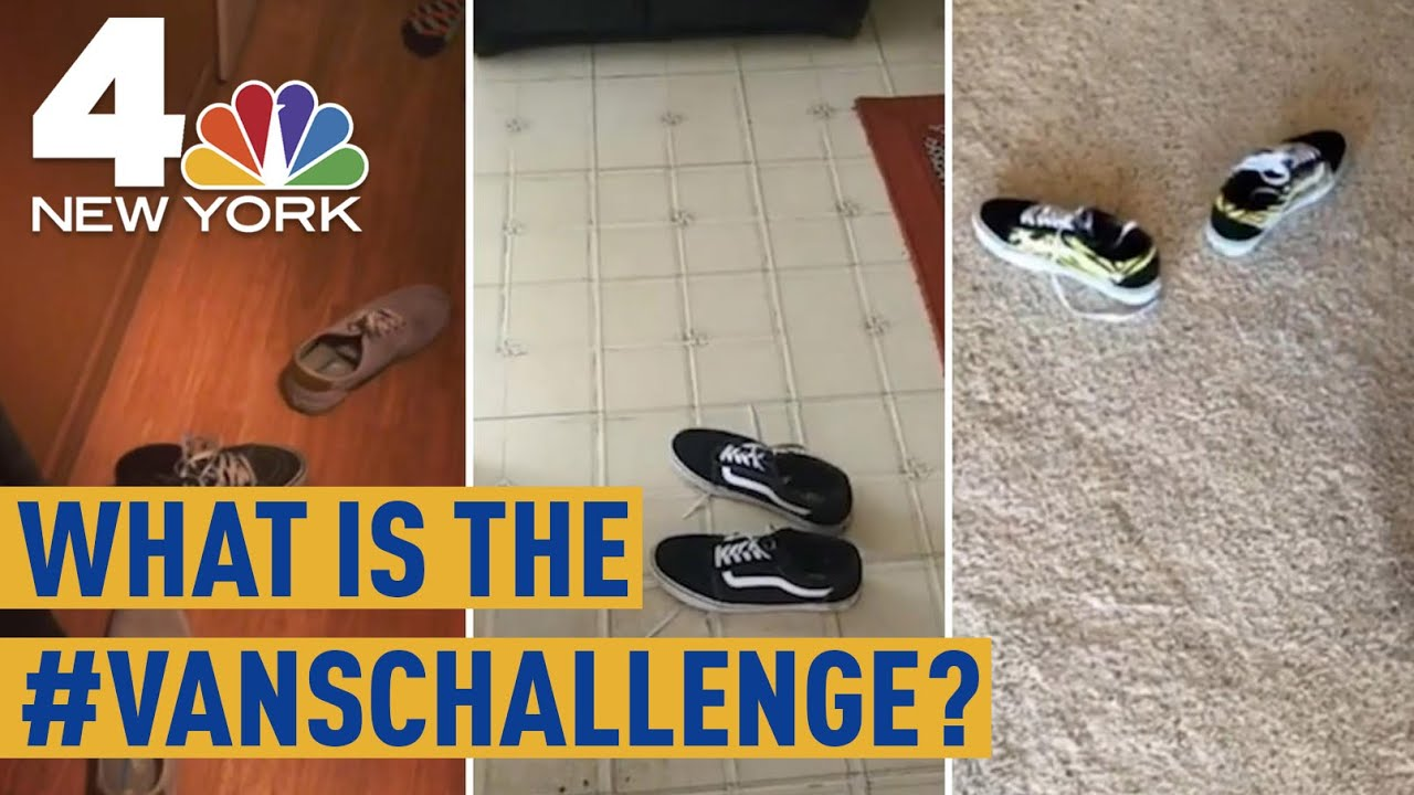 Vans Challenge   Why People Are Throwing Their Shoes on Social Media ... 041e40819