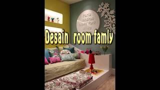 design ideas for room family