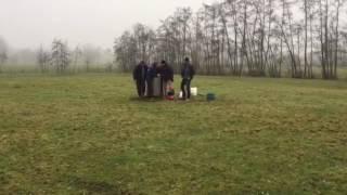 LC video: Olievatkanon in Triemen