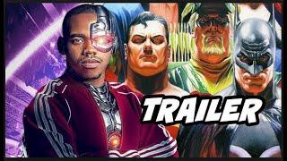 Doom Patrol - Trailer - Action, Adventure, Drama Movie