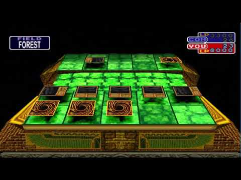 Let's Blindly play Yugioh Forbbiden Memories p.8: Three Temples and an event