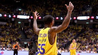 Pierre Jackson Welcome To Beijing Flying Dragons