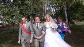 Ухолово.Наша свадьба.Калинины.wmv