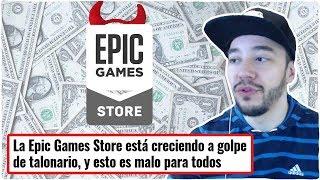 La REALIDAD sobre las EXCLUSIVAS de EPIC GAMES