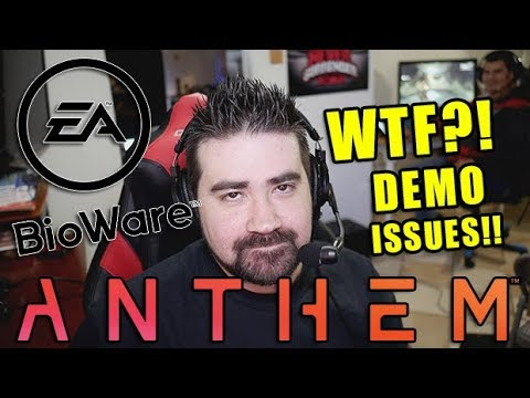 Anthem - Angry Impressions [EA Demo]
